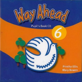Way Ahead 6 Teacher Book Audio CD