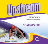 Upstream Proficiency C2 Revised Edition Student CDs (set of 2)