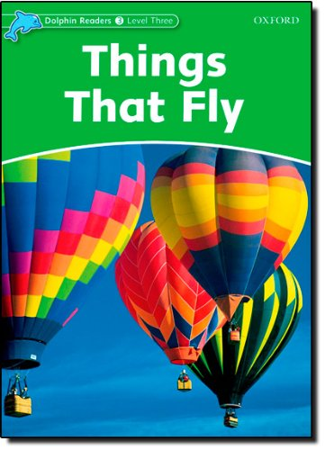 Dolphin Readers 3 Things That Fly