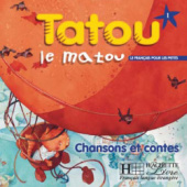 Tatou le matou 1 - CD audio eleve