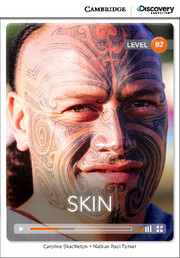Cambridge Discovery Education Interactive Readers (B2) Upper Intermediate  Skin (Book with Online Access)
