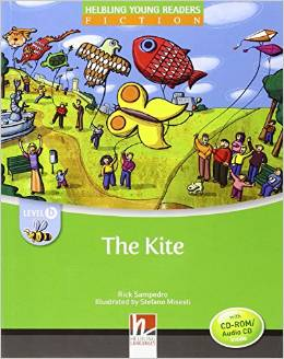 Helbling Young Readers Level B: The Kite with CD-ROM/Audio CD