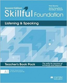 Skillful Second Edition Foundation Listening and Speaking Premium Teacher's Pack