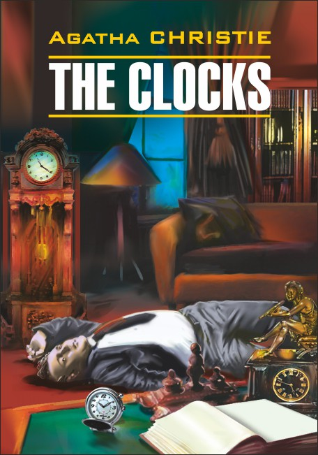 Кристи А. The Clocks / Часы