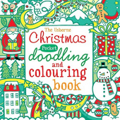 Watt Fiona. Christmas Pocket Doodling & Colouring Book