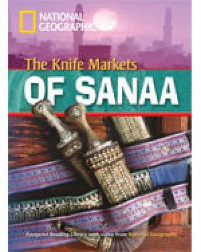 Fotoprint Reading Library A2 The Knife Markets of Sanaa with CD-ROM