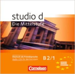 studio d B2.1 Audio-CDs