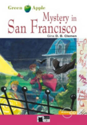 Green Apple Step1:  Mystery in San Francisco with Audio CD