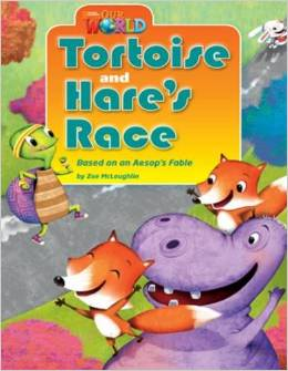 Our World Readers Level 3: Tortoise & Hares Race