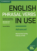 English Phrasal Verbs in Use (2nd Edition) Advanced Book with answers