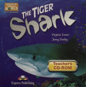 The Tiger Shark Teacher's CD-ROM