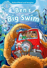 Oxford Read and Imagine Level 1 Ben's Big Swim Audio CD Pack