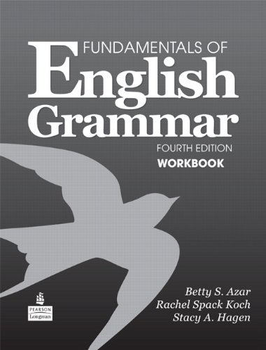 Fundamentals of English Grammar 4th Edition (Azar Grammar Series) Workbook