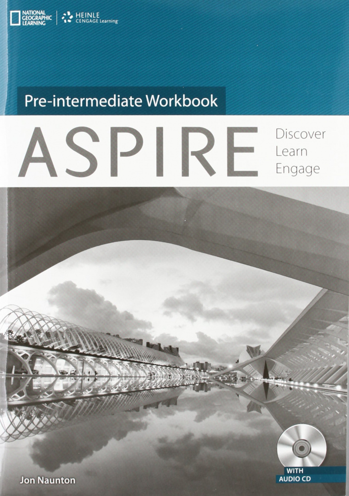 Aspire Pre-Intermediate Workbook with CD