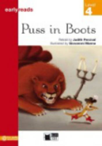 Black Cat Earlyreads Level 4: Puss in Boots