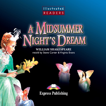 Illustrated Readers Level 2 A Midsummer Night's Dream Audio CD