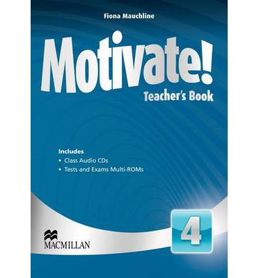 Motivate! Level 4 Teacher's Book Pack