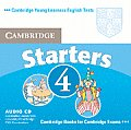 Cambridge Young Learners English Tests (Second Edition) Starters 4 Audio CD (Лицензия)