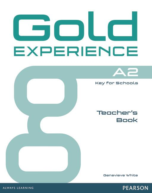 Gold Experience A2 Teacher's Book
