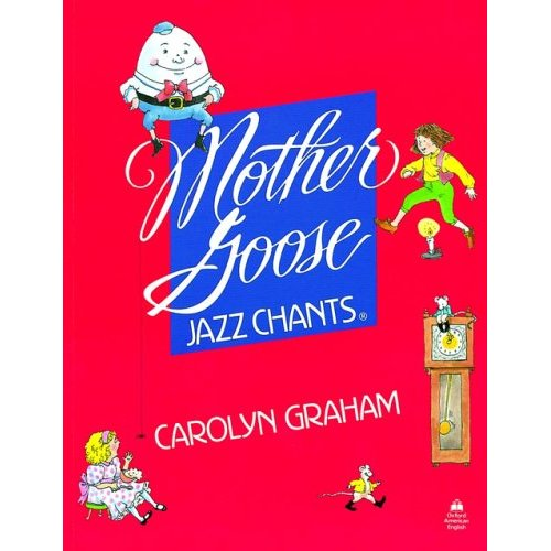 Mother Goose Jazz Chants Student Book