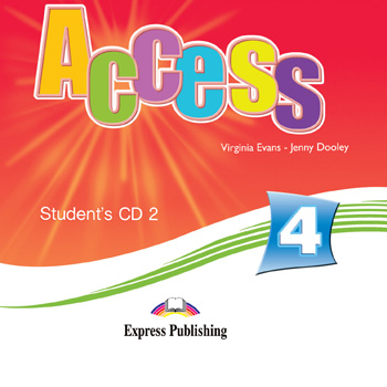 Access 4 Student's Audio CD 2