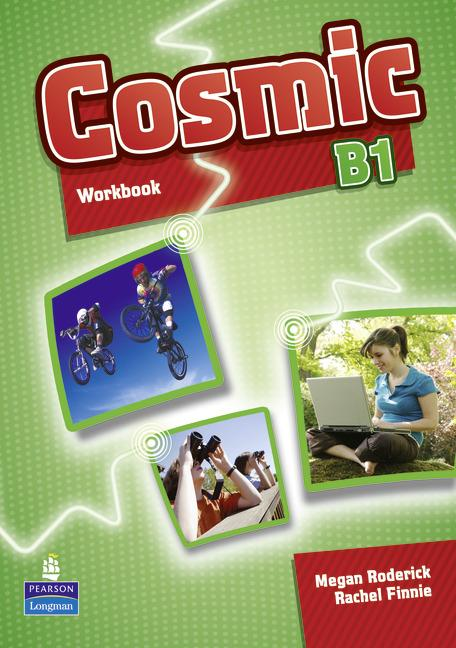 Cosmic B1 Workbook (with Audio CD)