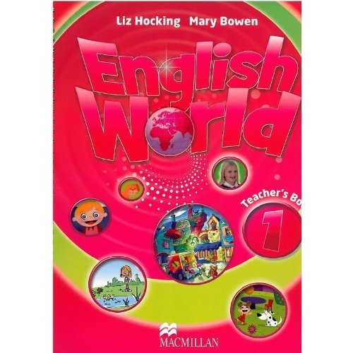 English World 1 Teacher's Guide & Webcode Pack