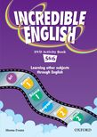Incredible English 5 & 6 DVD Activity Book