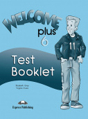 Welcome Plus 6 Test Booklet