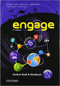 Engage 2nd Edition 2 Student Book and Workbook with MultiROM