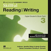 Skillful Level 3 Reading and Writing Digital Student's Book Pack