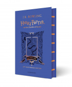Harry Potter and the Chamber of Secrets (Ravenclaw Edition Blue) - Hardcover