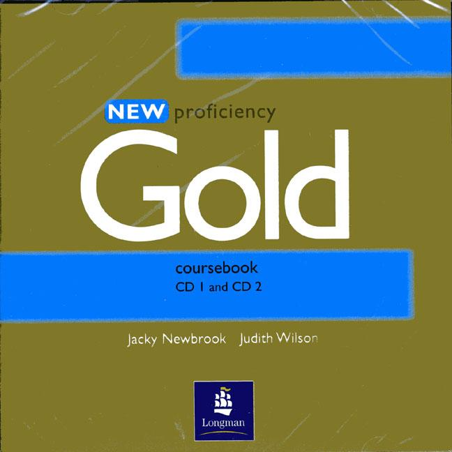 New Proficiency Gold Class Audio CDs (2)