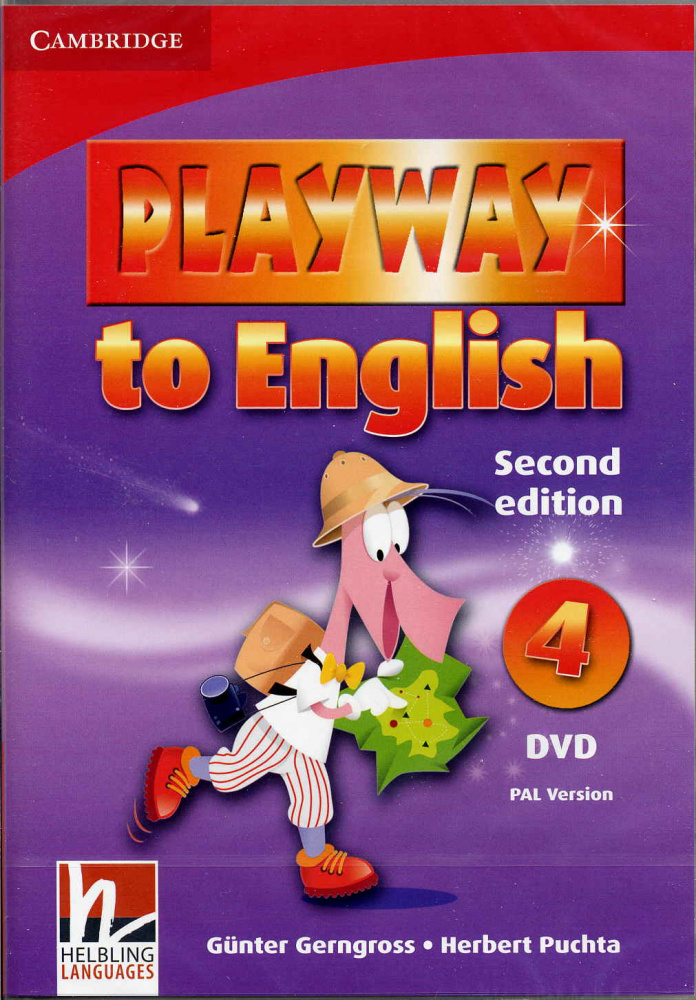 Playway to English (Second Edition) 4 DVD