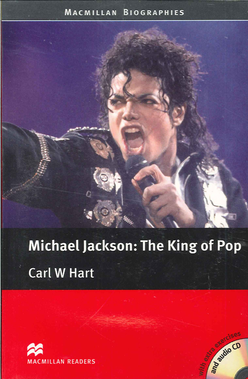 Michael Jackson: The King of Pop (with Audio CD)