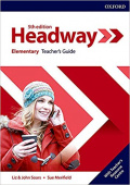 Headway Fifth Edition Elementary Teacher's Guide with Teacher's Resource Center