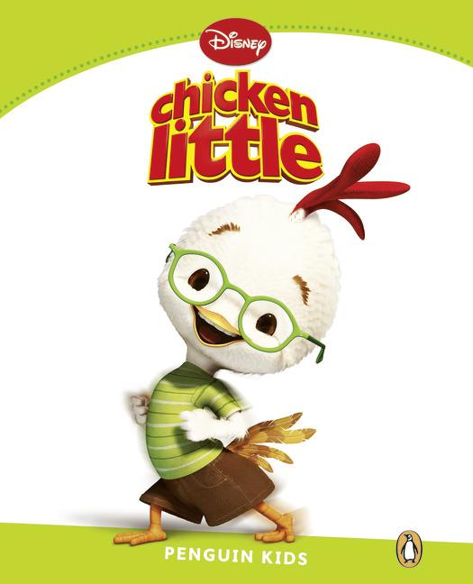 Penguin Kids Disney 4 Chicken Little