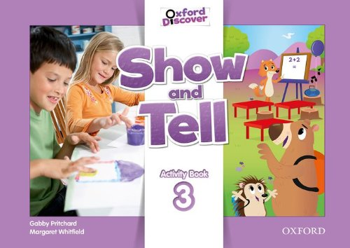 Show and Tell Level 3 Activity Book