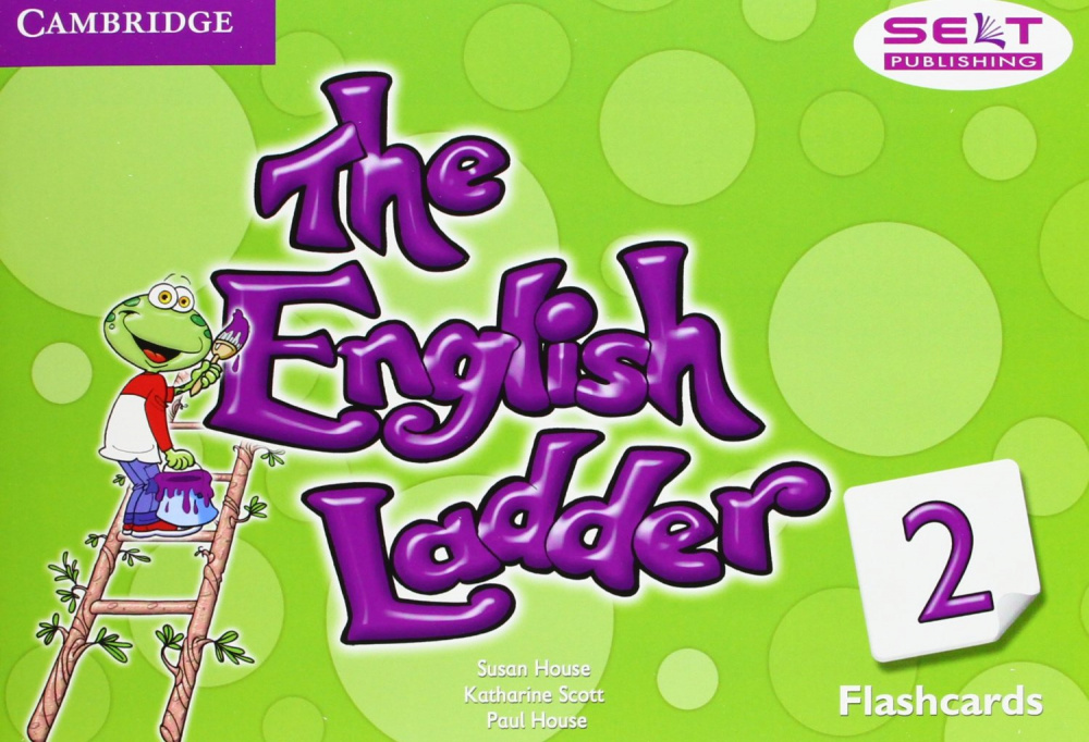 The English Ladder 2 Flashcards (Pack of 100)