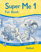 Super Me 1: Fun Book