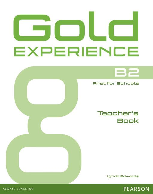 Gold Experience B2 Teacher's Book