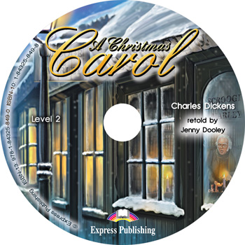 Graded Readers Level 2 A Christmas Carol  Audio CD