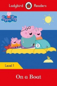 Ladybird: Peppa Pig: On a Boat (PB) +downloadable audio