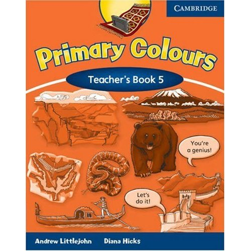 Primary Colours 5 Teacher's Book