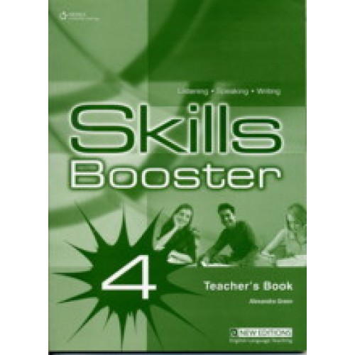 Skills Booster 4 Intermediate Teacher's Book