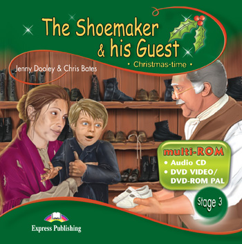 Stage 3 - The Shoemaker & his Guest multi-ROM (Audio CD / DVD Video & DVD-ROM PAL)