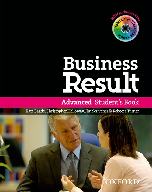 Business Result Advanced Student's Book Pack with DVD-ROM