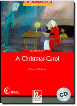 Red Series Classics Level 3: A Christmas Carol + CD