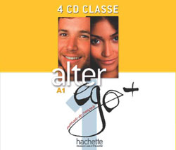 Alter Ego Plus 1 CD audio classe (4) (Лицензия)