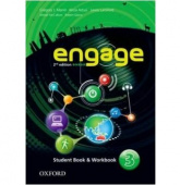 Engage 2nd Edition 3 Student Book and Workbook with MultiROM